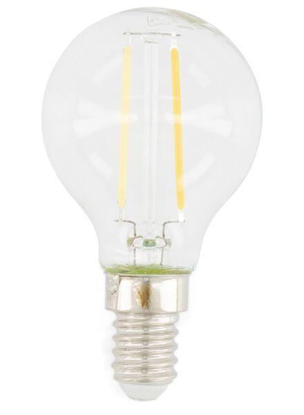 LED-Kugellampe – 40 W – 470 lm – klar - 20020029 - HEMA