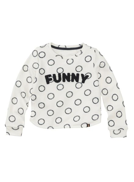 children's sweatshirt off-white off-white - 1000005863 - hema