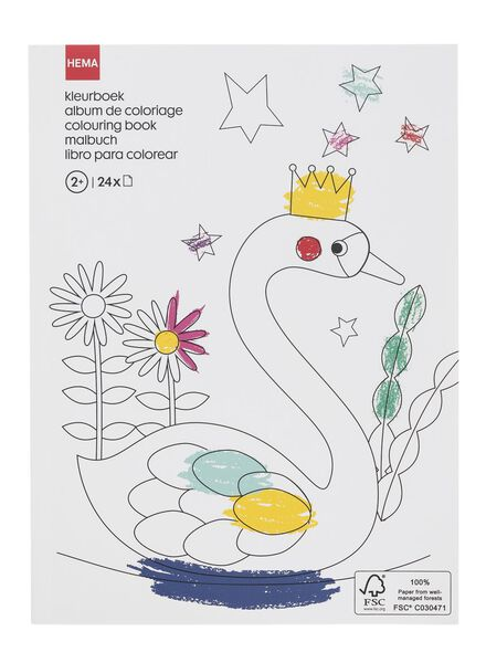colouring book - 15910134 - hema