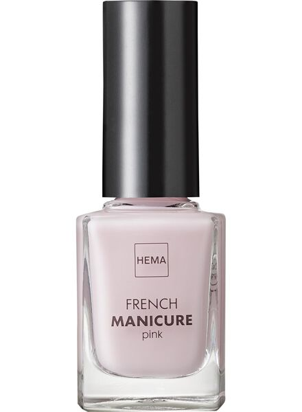 French manucure rose - 11244539 - HEMA