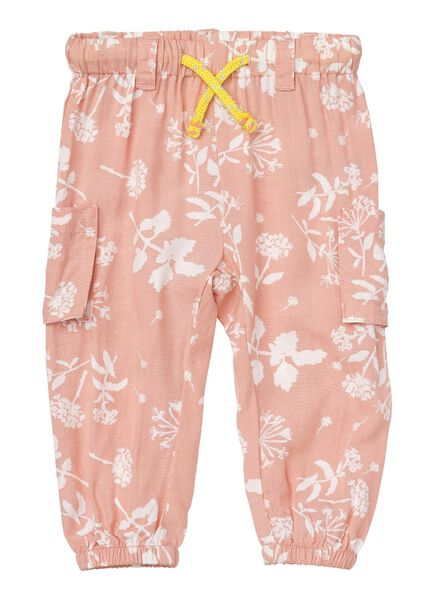baby trousers pink pink - 1000007781 - hema