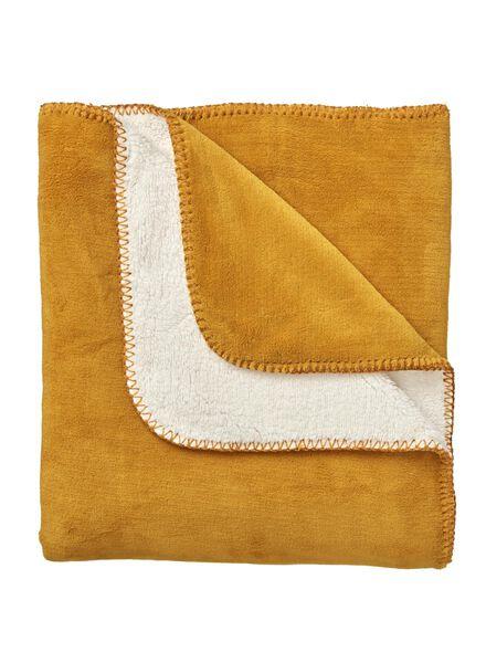 fleece throw 130 x 150 cm - 7382045 - hema