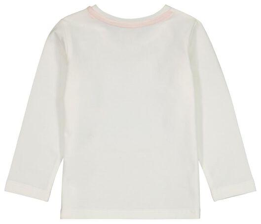 Newborn-Shirt, Daddy eierschalenfarben eierschalenfarben - 1000024202 - HEMA