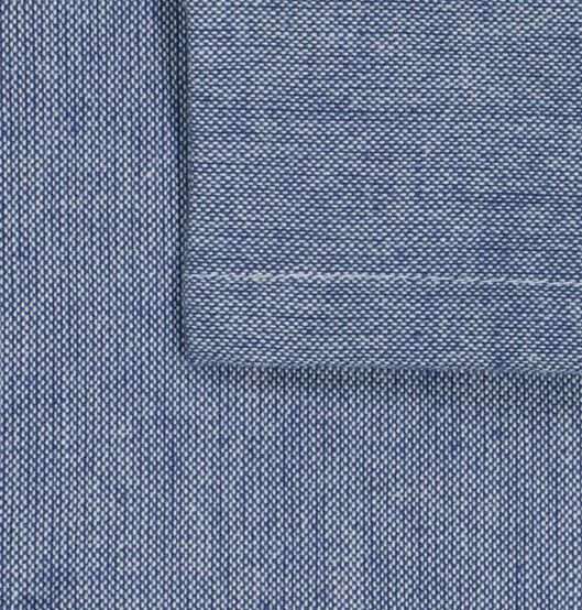 tablecloth 140x240 chambray blue - 5300049 - hema