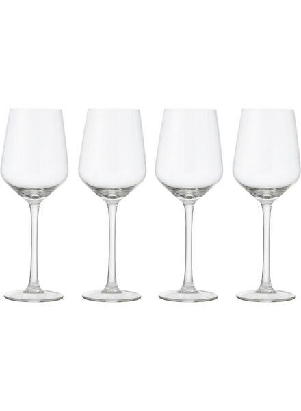 4 Weißweingläser - 9401011 - HEMA