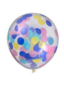 7a394f9c30b43 6er-Pack Konfetti-Luftballons
