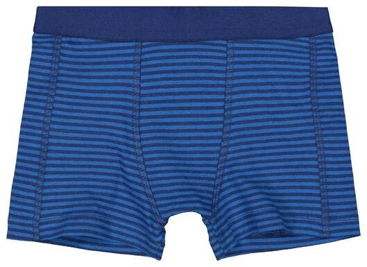 3-pack children's boxers blue blue - 1000017790 - hema