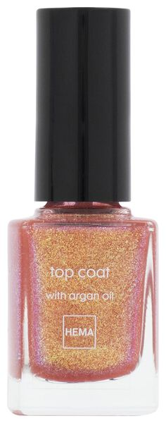 vernis topcoat 36 fairy floss - 11240136 - HEMA