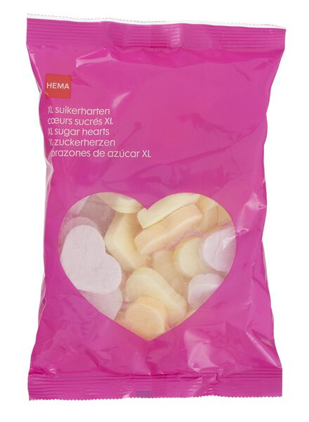sugar hearts XL - 10050150 - hema