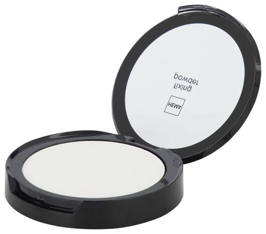 fixing powder 01 translucent - 11290211 - HEMA