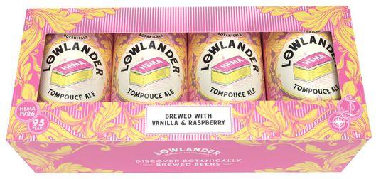 Lowlander Blonde Tompouce Ale 4pack - 17470106 - HEMA