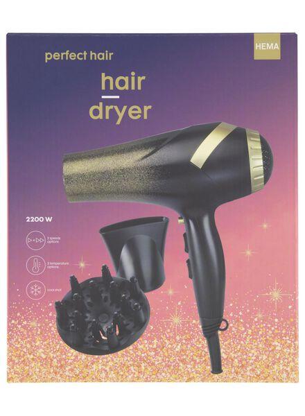 sèche-cheveux - 11020024 - HEMA