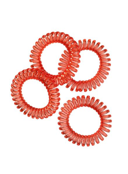 4-pack spiral hairbands - 11890136 - hema