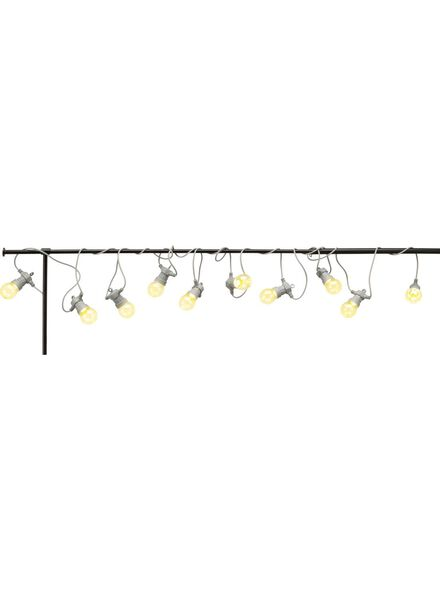 guirlande lumineuse gris menthe 10.5 mètres - 13192008 - HEMA