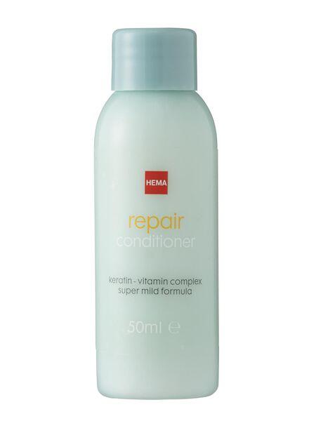 après-shampoing repair 50 ml - 11057132 - HEMA