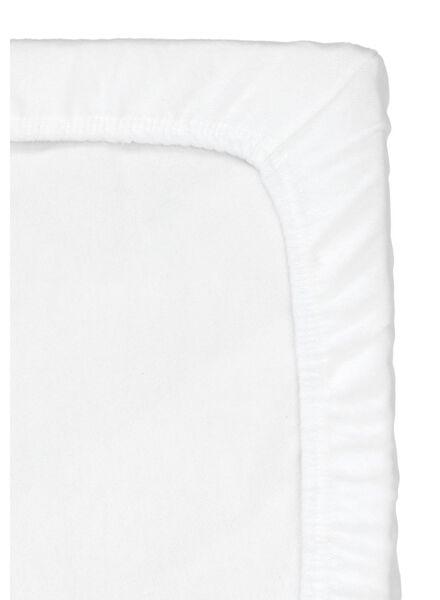 drap-housse molleton berceau 40 x 80 cm - 33300030 - HEMA