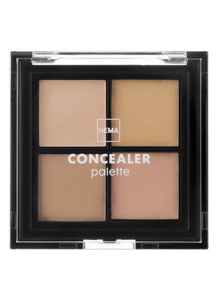 concealer palette - 11293261 - HEMA