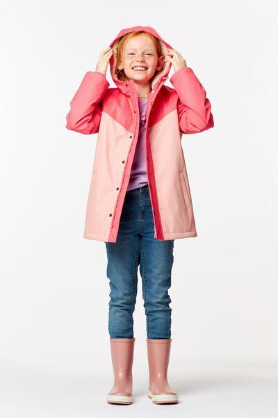 Kinder-Jacke rosa rosa - 1000024418 - HEMA