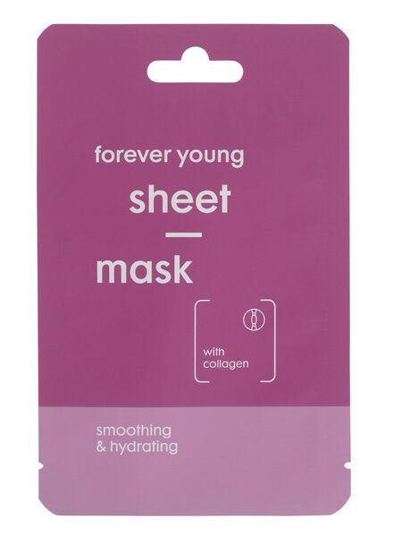 sheetmasker forever young - 17860204 - HEMA