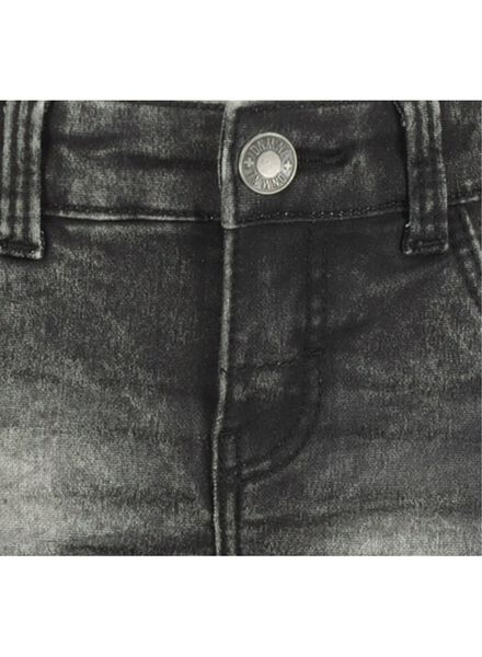 Kinder-Jeans, Regular Fit schwarz schwarz - 1000016840 - HEMA