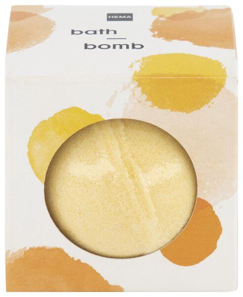 boule de bain effervescente amande - 11312803 - HEMA