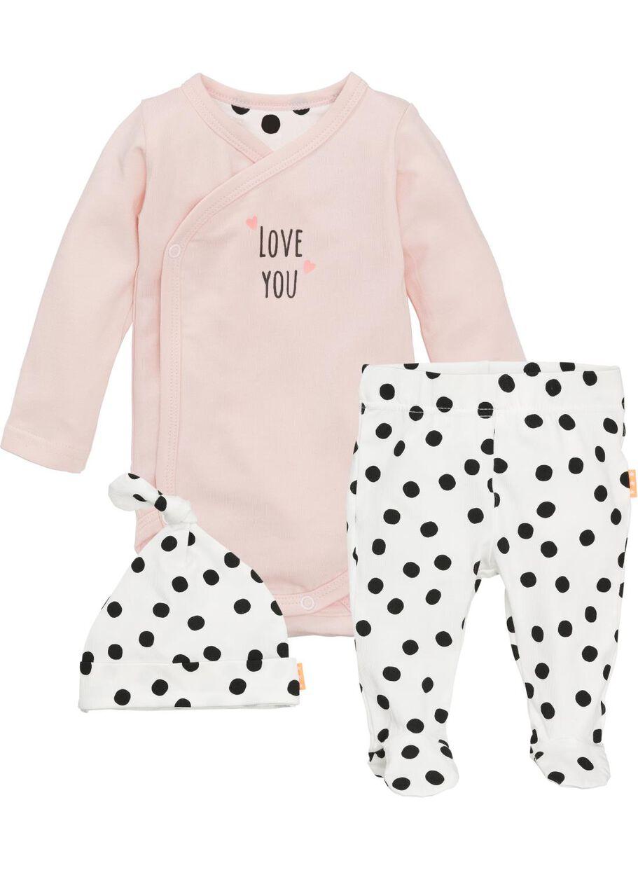 Setjes Babykleding.Newborn Set Hema