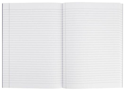 exercise book 25.5x16 - ruled - 14126696 - hema