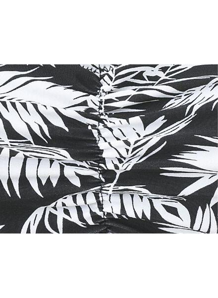 women's swimsuit black/white black/white - 1000006615 - hema