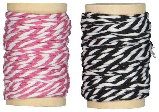 fil de coton 2x15 m - 14700094 - HEMA