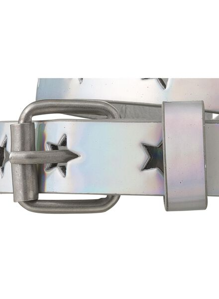 children's belt silver silver - 1000006481 - hema