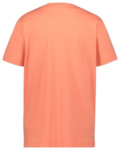 Damen-T-Shirt Siepie korallfarben korallfarben - 1000019666 - HEMA