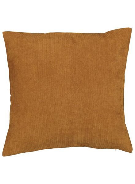 cushion cover - 40 x 40 - natural rib - 7392015 - hema