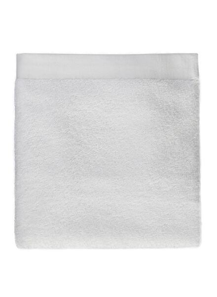 serviette de bain - 70x140 cm - ultra doux - blanc - 5217004 - HEMA
