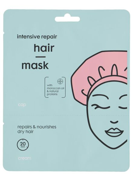 hair mask with cap - 11057133 - hema