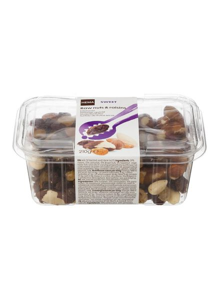 luxury nuts and raisins - 10673011 - hema