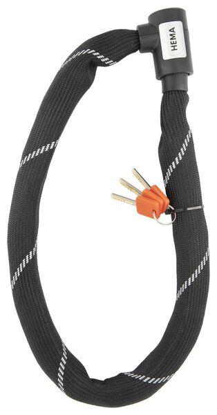 chaîne antivol ART2 - 90 cm Ø 8 mm - 41120033 - HEMA