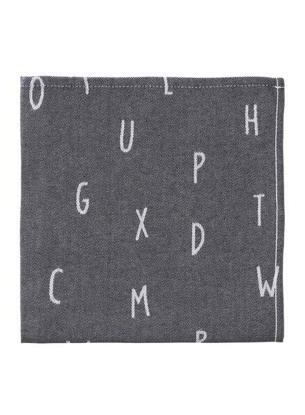 tea towel 65 x 65 cm - 5410041 - hema