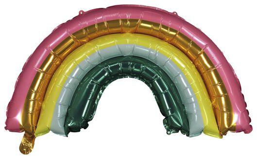Folienballon Regenbogen – 75 cm - 14210147 - HEMA