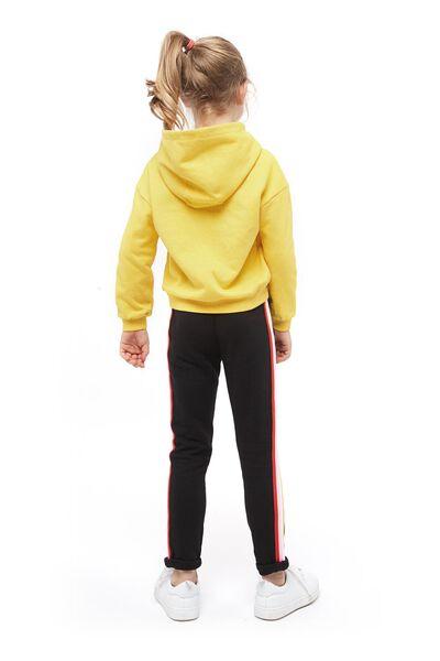 children's sweatpants black black - 1000017600 - hema