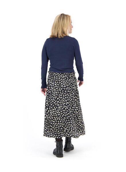 women's sweater dark blue dark blue - 1000017170 - hema