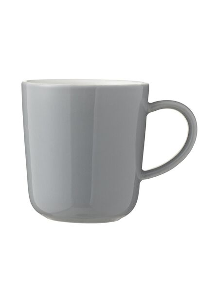mug à café - 130 ml - Chicago - gris 130 ml gris - 9650502 - HEMA