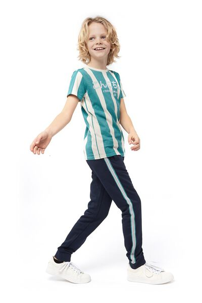 children's T-shirt sea green sea green - 1000017727 - hema