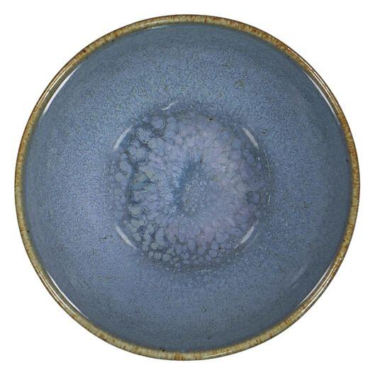 bowl - 10 cm - Porto - reactive glaze - blue - 9602027 - hema