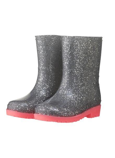 baby wellington boots pink pink - 1000007190 - hema