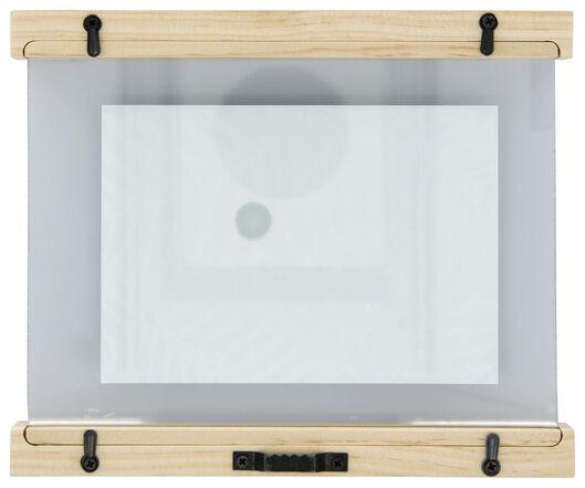 cadre photo 17.5x21 bois - 13611053 - HEMA