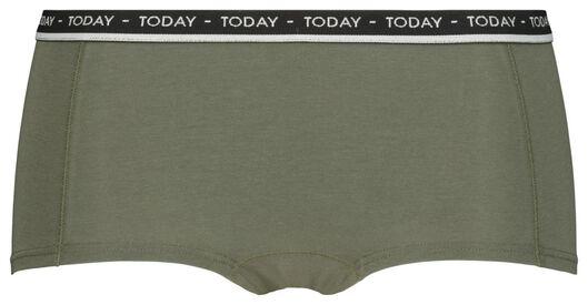 boxer ado vert vert - 1000019977 - HEMA