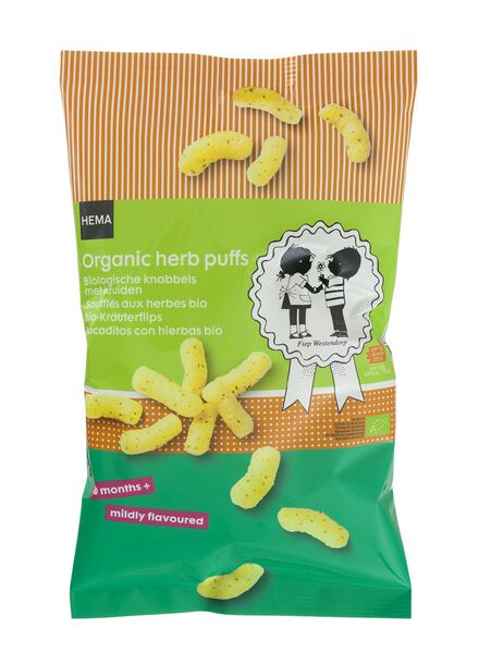 snacks bio Jip & Janneke - 10240051 - HEMA