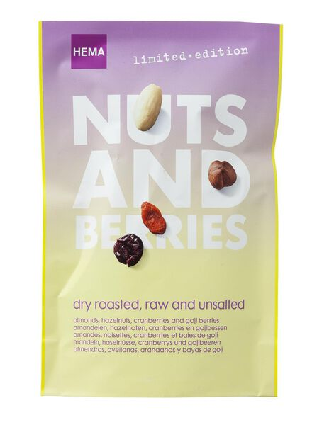 nuts and berries mix - 10600004 - hema