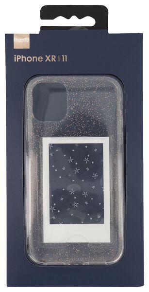 Softcase für iPhone XR/11 mit Fotohülle - 60300542 - HEMA