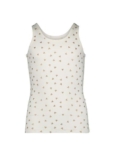 2-pack children's vests grey melange grey melange - 1000014928 - hema